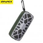 Беспроводная стерео колонка Awei Y330 (Bluetooth, MP3, AUX, Mic)