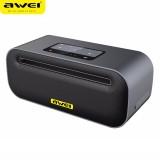 Беспроводная стерео колонка Awei Y600 (Bluetooth, NFC, MP3, AUX, Mic)