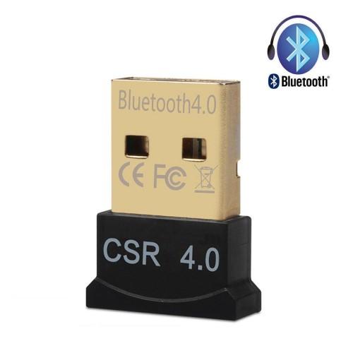 Bluetooth адаптер для компьютера и ноутбука USB 2.0 CSR4.0 Dongle (Win XP, Vista, 7, 8, 10)