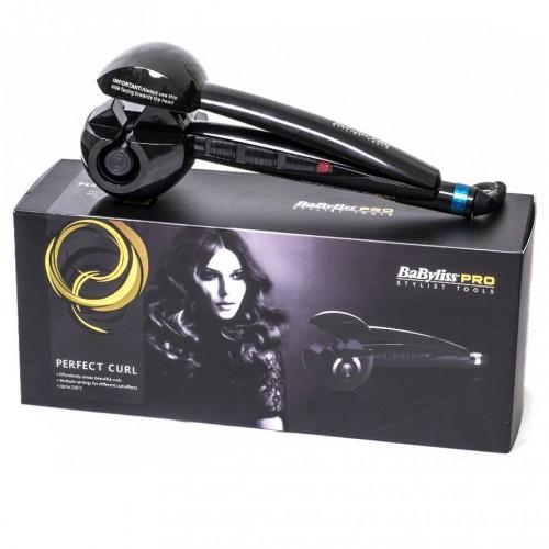 Машинка для создания идеальных локонов плойка BaByliss PRO Perfect Curl