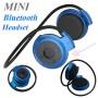 Беспроводные стерео наушники с  функцией плеера и встроенным радио Beats Mini 503 TF