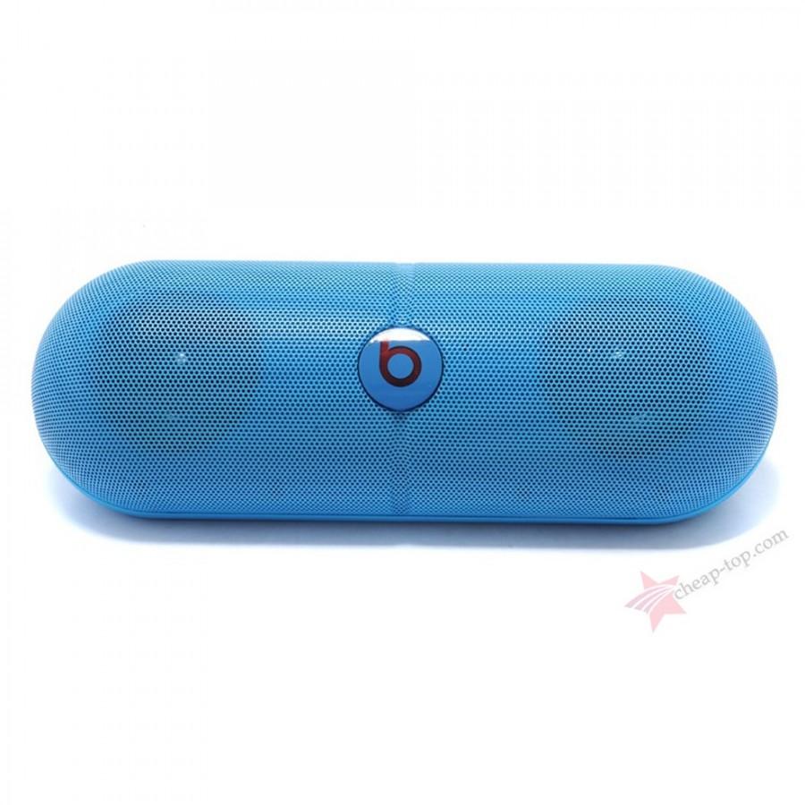 Портативная беспроводная музыкальная колонка CW Cubic Box (цвет оранжевый карабин и USB кабель в комплекте)