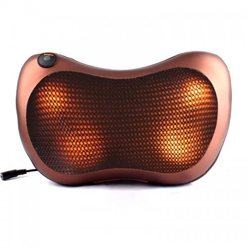 Массажная шиацу подушка Electric Massage Pillow CHM-8028