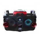 Портативная акустика CYD DJ-727 (Bluetooth, USB, micro SD, FM, AUX, Mic)