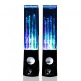 Колонки с визуальным эффектом Танцующие фонтаны Dancing Water Speakers