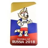 Внешний аккумулятор 10000 mAh Hoco FIFA Russia 2018