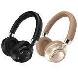 Беcпроводные наушники - колонки Hoco W10 (Bluetooth, MP3, FM, AUX, Mic)