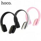 Беcпроводные наушники Hoco W9 (Bluetooth, AUX, Mic)