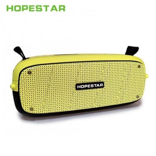 Портативная акустическая стерео колонка Hopestar A20 (Bluetooth, TWS, MP3, AUX, Mic)