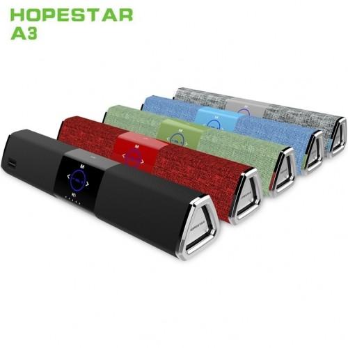 Беспроводная колонка - саундбар с сенсорной панелью Hopestar A3 (Bluetooth, NFC, MP3, AUX, Mic)