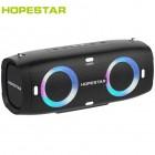 Портативная беспроводная колонка Hopestar A6 Party (Bluetooth, TWS, MP3, AUX, Mic)