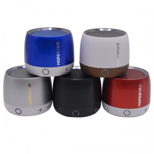 Портативная акустическая колонка Hopestar H17 (Bluetooth, FM, MP3, AUX, Mic)