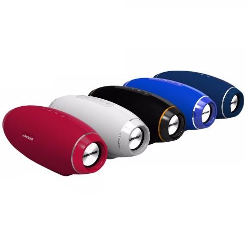 Портативная акустическая стерео колонка Hopestar H20 (Bluetooth, MP3, AUX, Mic)