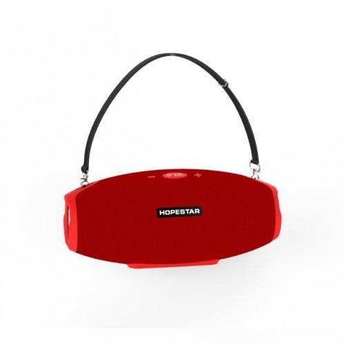 Портативная акустическая стерео колонка Hopestar H26 (Bluetooth, TWS, FM, MP3, AUX, Mic)