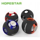 Портативная беспроводная колонка Hopestar H46 (Bluetooth, FM, MP3, AUX, Mic)