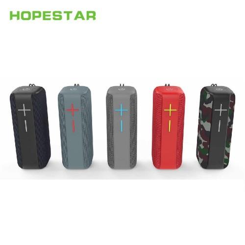 Портативная акустическая колонка Hopestar P15 (Bluetooth, TWS, FM, MP3, AUX, Mic)