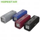 Портативная беспроводная колонка Hopestar T9 (Bluetooth, TWS, FM, MP3, AUX, Mic)