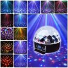 Дискошар многорежимный LED Crystal Magic Ball Light