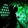 Фоно-заливочный RGBW прожектор 54*1W Flat Led Par Light