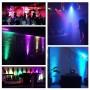 Фоно-заливочный RGBW прожектор 7*12W 4in1 LED Flat Led Par Light