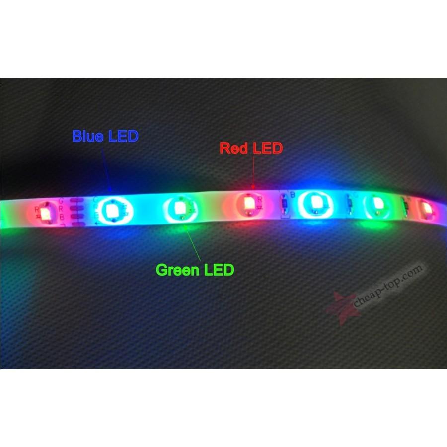 схема включения rgb светодиода