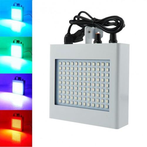 Светодиодный стробоскоп со звуковой активацией 108 LED RGB