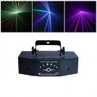 Лазерный проектор трехцветный Laser Show System H-3