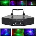 Лазерный проектор многоцветный 6-Eye Laser Show System H-6