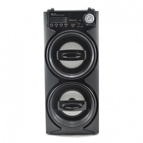 Портативная стерео-колонка со встроенным MP3 плеером, Bluetooth и аккумулятором. 20 W