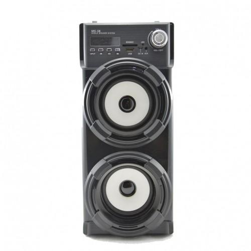 Портативная стерео колонка Bluetooth с встроенным MP3 плеером и аккумулятором 20 W