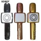 Беспроводной караоке микрофон SDRD SD-06 (Bluetooth, MP3, AUX, KTV)