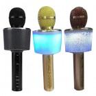 Беспроводной караоке микрофон Magic Karaoke SD-07L (Bluetooth, MP3, AUX, KTV, LED)