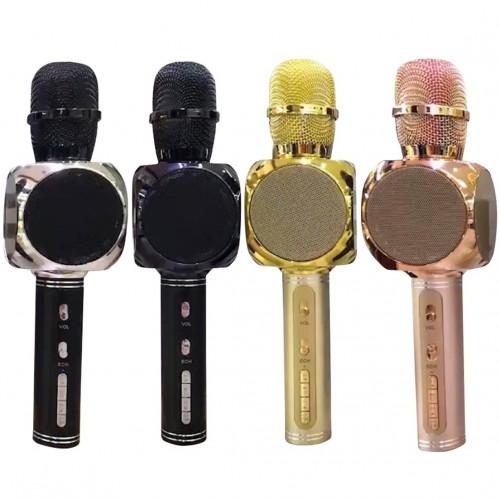 Портативная Колонка-Микрофон Magic Karaoke SU·YOSD YS-63 (Bluetooth, USB, TF, AUX)