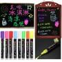 Набор разноцветных флуоресцентных маркеров для LED доски