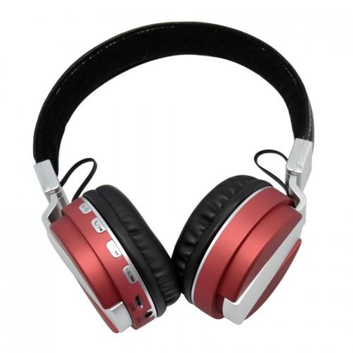 Беспроводные наушники Metal Sport-Beat BT008 (Bluetooth, MP3, FM, AUX, Mic)