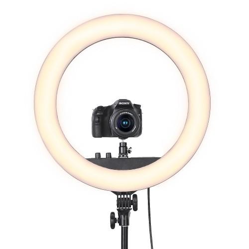 Кольцевое освещение для профессиональной съемки Mettle RL-18 ll 512 LED (44 см)