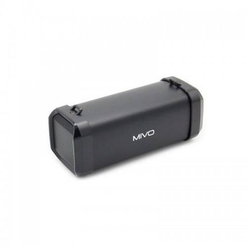 Портативный мини бумбокс Mivo M02 (Bluetooth, USB, micro SD, FM, AUX, Mic)