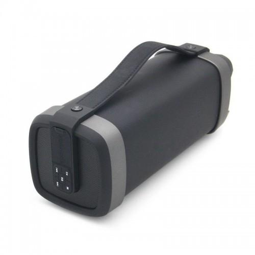 Портативный мини бумбокс Mivo M07 (Bluetooth, USB, MicroSD, FM, AUX, Mic)