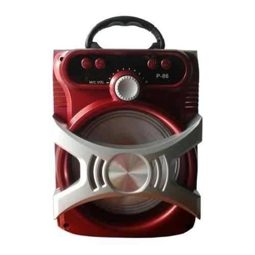 Универсальная переносная аудио система P-86