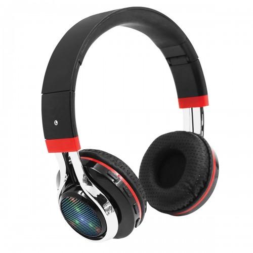 Беспроводная стерео-гарнитура Qumo Freedom Style BT-0014 (Bluetooth, MP3, FM, AUX, Mic)