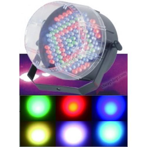 Цветный RGB стробоскоп LED Sky Disco большой