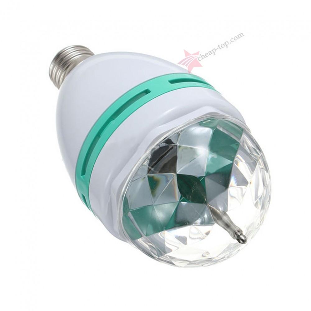 схема лампа led full color rotating lamp
