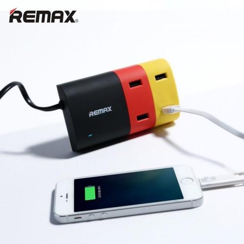 USB хаб на 4 выхода Remax 4 Port USB Hub