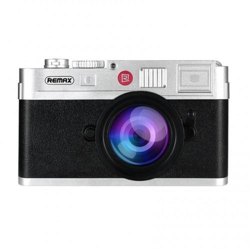 Универсальное зарядное устройство в виде фотоаппарата Remax Proda Lycra RPP-31, 10000 мАч