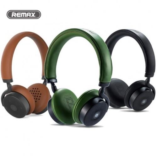 Bluetooth стерео-наушники Remax RB-300HB (Bluetooth, AUX, Mic)