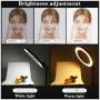 """Кольцевое освещение для профессиональной съемки Ring Light HQ-18"""" (45 см)"""