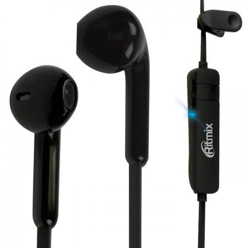 Гарнитурные наушники Ritmix RH-422BTH, Bluetooth 4.1