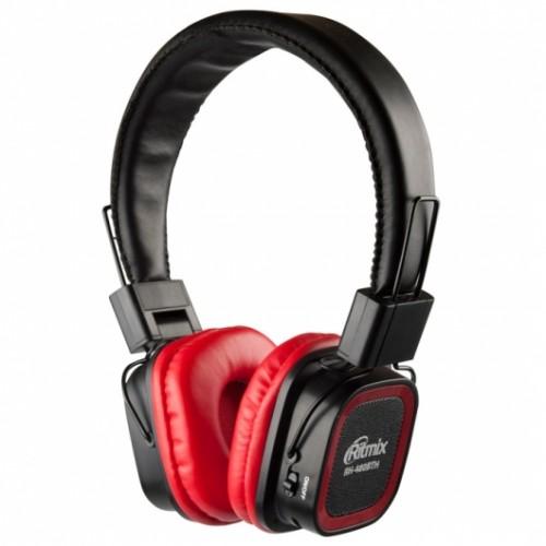 Bluetooth стерео-гарнитура с встроенным MP3 плеером и радио Ritmix RH-480BTH