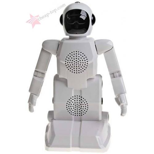 Стерео колонка-робот Robot SD-888 (USB, MicroSD, FM, AUX)
