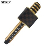 Беспроводной караоке микрофон SDRD SD-18 (Bluetooth, MP3, AUX, KTV)